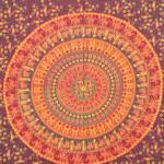 Мандала - узор из Индии