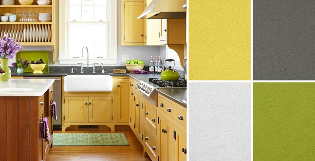 Popular Kitchen Paint Colors Pictures amp Ideas From HGTV
