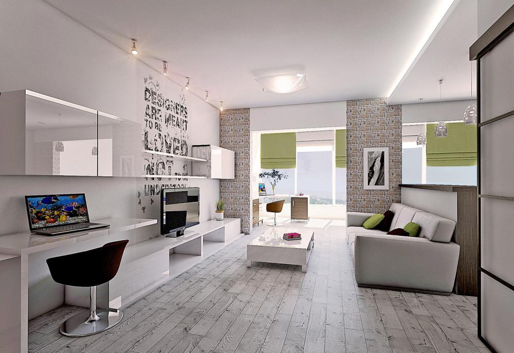 Перепланировка 1-комнатной квартиры 43 квм Нужны