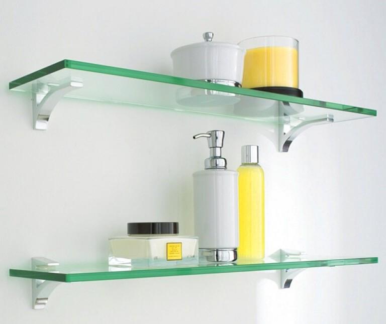 стеклянные флаконы в одном цветовом решении