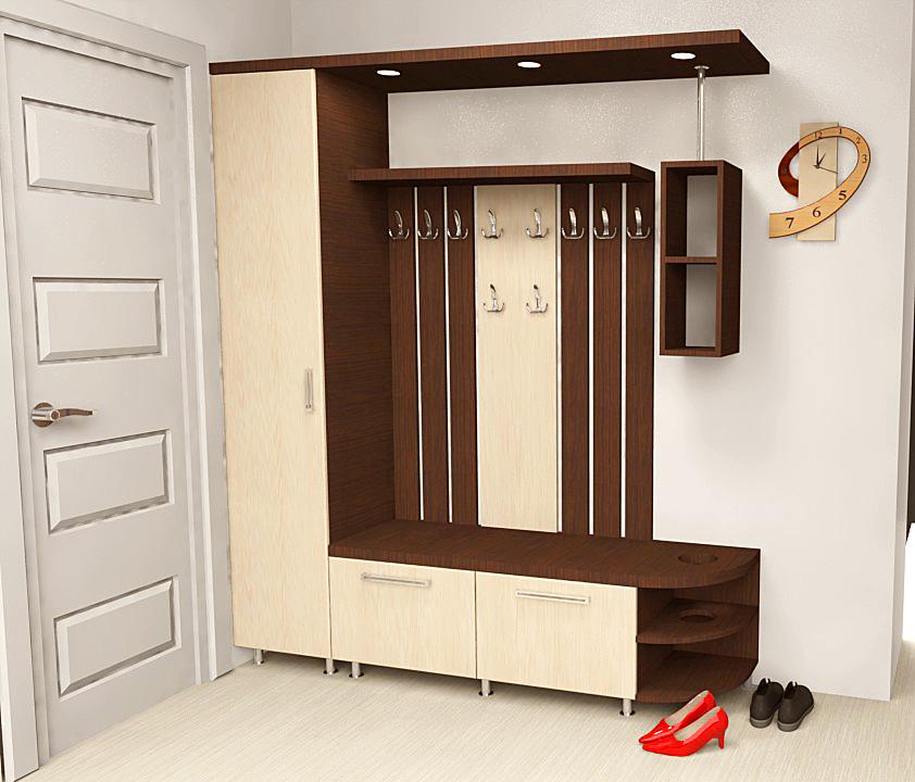 Шкаф для одежды в прихожую.