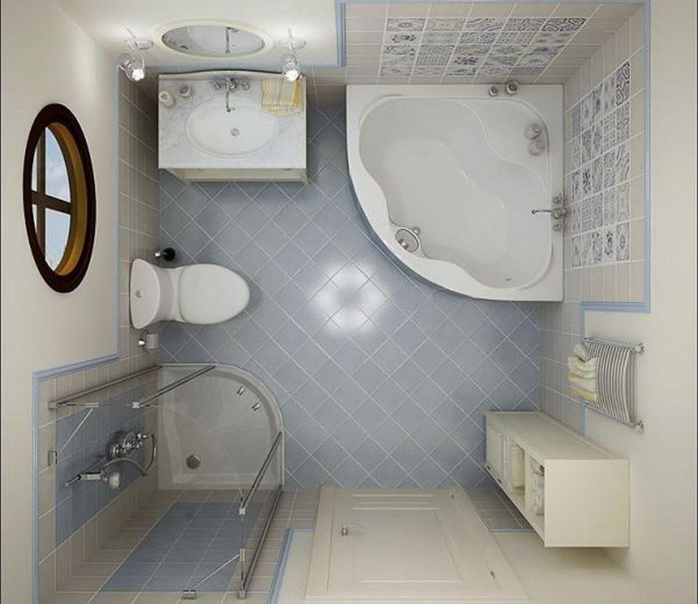 план небольшой ванной совмещенной с туалетом