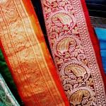 Разноцветный текстиль