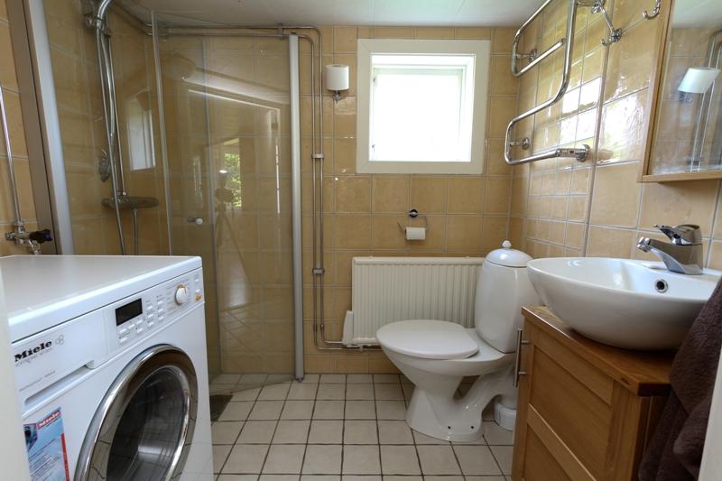Ванна совмещенная с туалетом со стиральной машиной