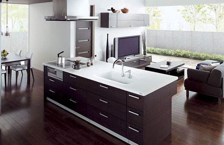 кухня-гостиная 30 кв. м.