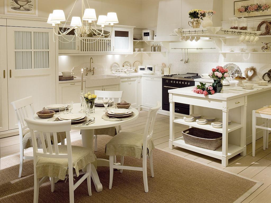 характерная мебель для интерьера в стиле прованс