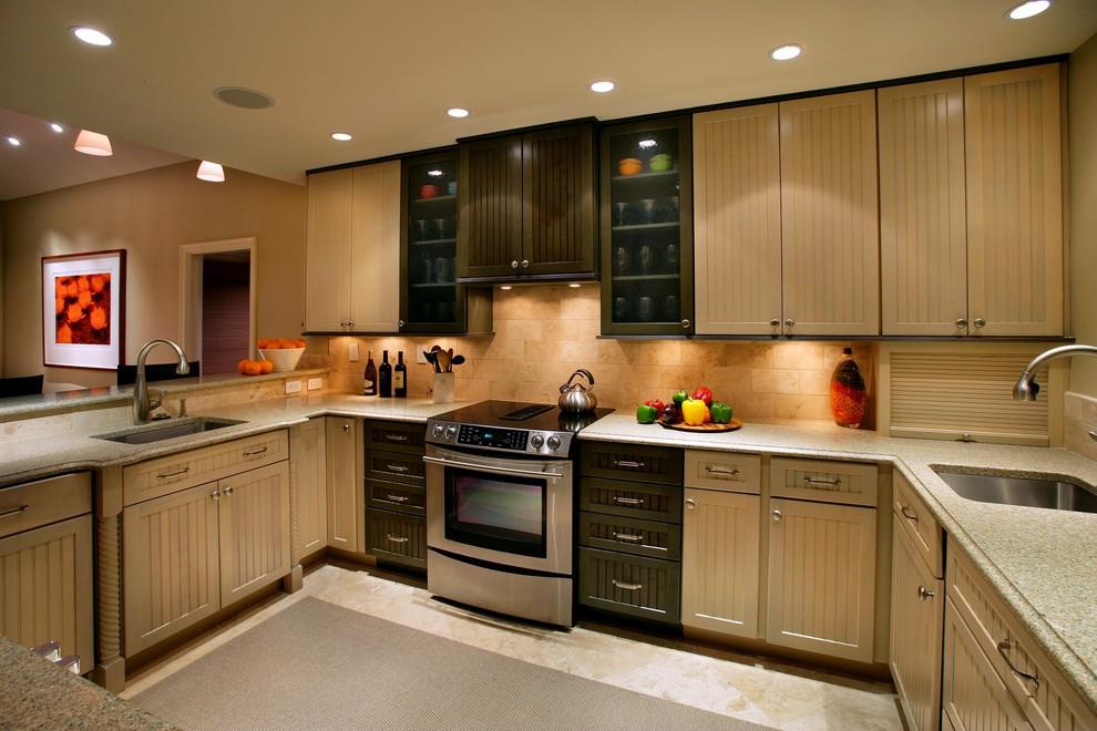 кухня в американском стиле